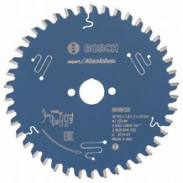 Bosch 2608644092 Lame ø140x20x1,8mm (42Dts) Scie Circulaire Expert for Aluminium