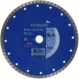 Hitachi Disque Diamant 230x22.2x6 Béton 752845