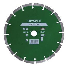 Hitachi Disque Diamant 230x22.2x10 Béton 752815