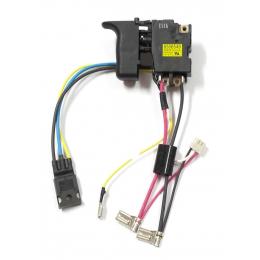 Makita 638882-6 Interrupteur TG553FSB-6 pour BHR162, BHR202
