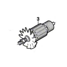 Bosch 1619P03776 Induit Scie GCM10S