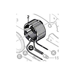 Bosch 1609203J56 Inducteur Scie GCM10S