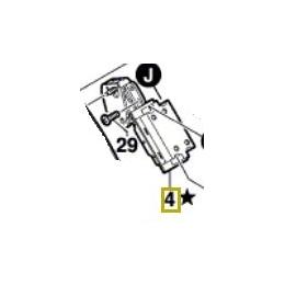 Bosch 2610011717 Interrupteur Scie GCM10S