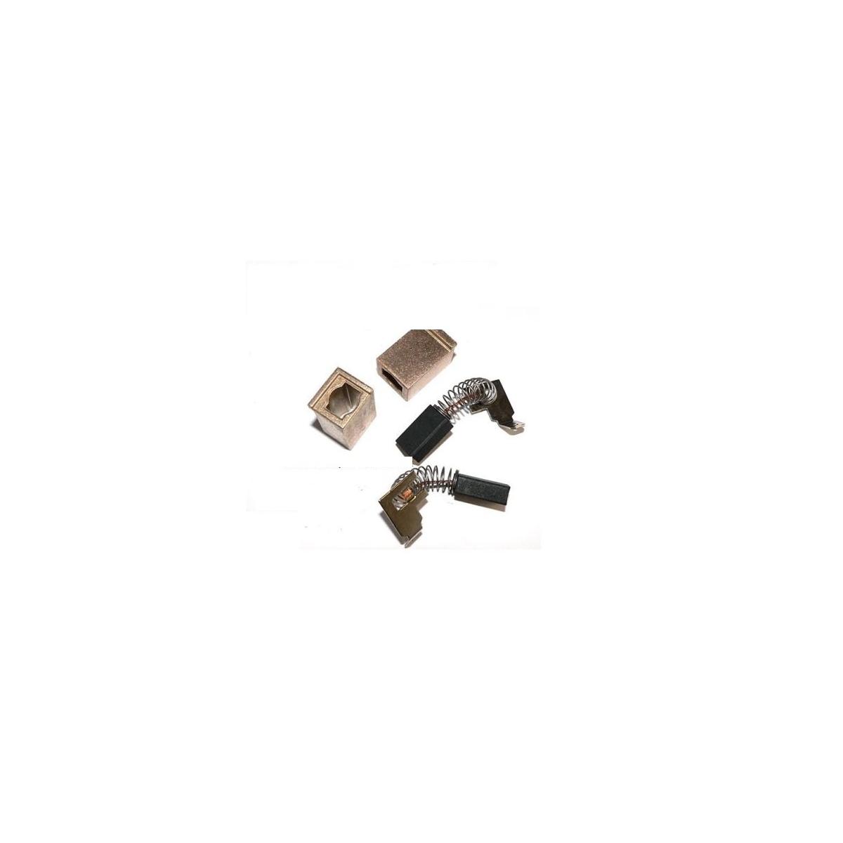 Paire de balais de charbon pour Metabo EW 117 7025 S 7100 S 7115 S 7115 S 7116 S 7117
