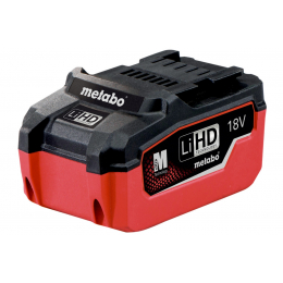 Metabo 625342000 Batterie Li-ion HD 18V 5.5Ah
