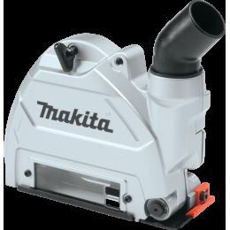 Makita 196845-3 Carter de protection pour rainurage avec raccord d'aspiration