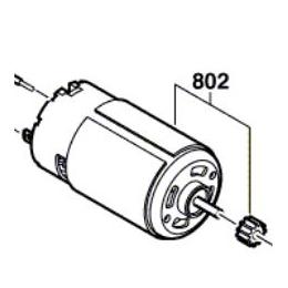 Bosch 2609001957 Moteur 14.4V à Courant Continu PSR14.4LI2