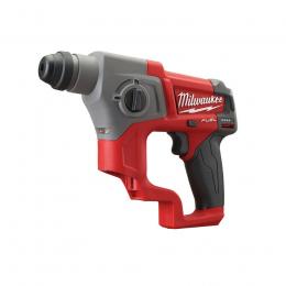 Milwaukee M12 CH-0 Perforateur, Burineur SDS-PLUS 12V (Machine Seule en Coffret 4933441947)