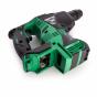 Hitachi DH18DBL Perforateur, Burineur Sans fil 18V Brushless (Machine Seule en Coffret Hit-Case)