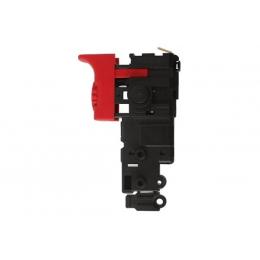 Bosch 2607200556 Interrupteur Perceuse à Percussion GSB16RE, GSB18-2RE