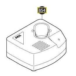 Skil 2610Z01211 Socle de Charge Pour Batterie 18V