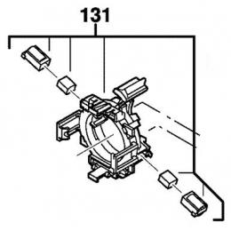 AEG 302393010 Support de Charbons Perforateur KH24, KH25, KH26, KH27