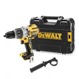Dewalt DCD996NT Perceuse, Visseuse 18V XR Li-ion Brushless (Machine Seule en Coffret)