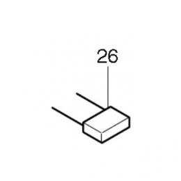 Makita 645006-7 Condensateur Antiparasites