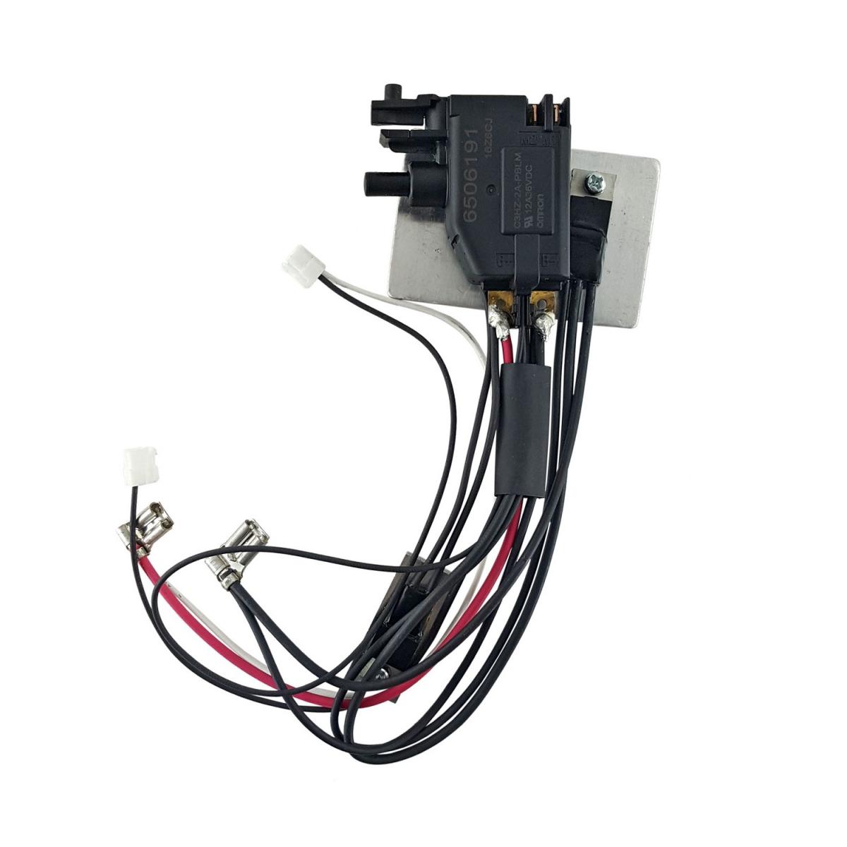 pblm Makita Interrupteur 650619-1 à bhr261 bhr262t c3hz-2a bhr262 bhr261t