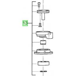 AEG 200315003 Arbre de Transmission Ponceuse EX150E, EX150ED, EX150ES