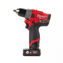 Milwaukee M12FPD-602X Visseuse, Perceuse à percussion FULE 12V 2x6.0Ah (4933459806)