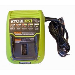 Ryobi C120D Chargeur De Batterie 12V Ni-Cd et Lithium-Ion (5132001625)