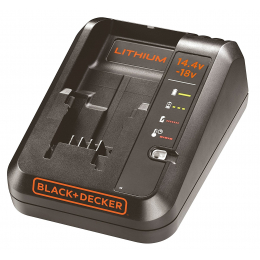 Black & Decker BDC1A Chargeur 14.4V - 18V Lithium