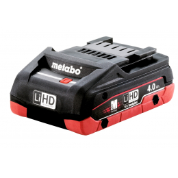 Metabo 625367000 Batterie Li-ion 18V 4.0Ah Li-HD