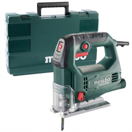 Metabo STEB 65 Quick Scie Sauteuse Pendulaire 450W (601030500)