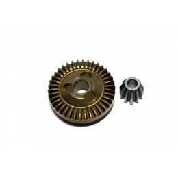 Bosch 1600A0022W Couronne d'angle & Pignon Meuleuse ø125mm