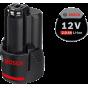 Bosch Batterie GBA 10.8V/12V - 2.0Ah 2607336879 - 1600Z0002X