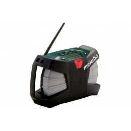Metabo 602113000 Radio de chantier PowerMaxx 10.8V RC (602113000)