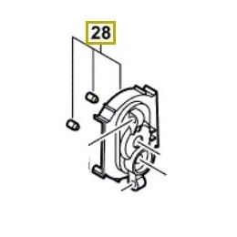 Bosch Platine-Support Perforateur (2610395065)